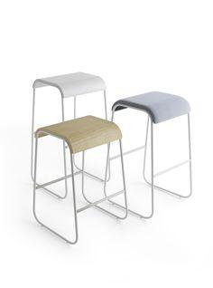 Lineo stool - Crassevig