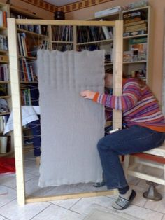 how to make a padded gambeson