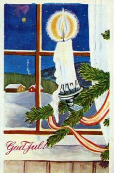 Julekort Jørgen Thorsrud