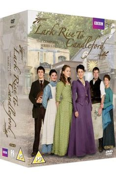 BBC Lark Rise to Candleford. I intend to watch all 4 seasons, all 42 hours!  I'm addicted!