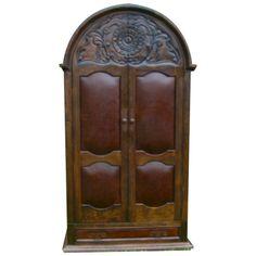 La Negra Elegante Armoire | Spanish Colonial armoires | Spanish Colonial bedroom | Spanish Colonial Furniture