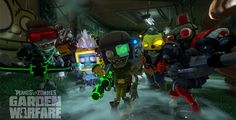 Plants vs. Zombies Garden Warfare available now on Xbox One and Xbox 360