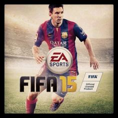 Fifa 15 (Playstation 2015 Soccer Football World Club Fans Sport Cup Jeux Xbox One, Xbox One Games, Ps4 Games, Playstation Games, Games Consoles, Fifa 15 Game, Fifa Games, Lionel Messi, Wii