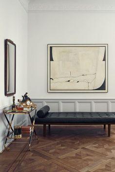 Eikenhouten vloer, inspiratie BVO Vloeren, houten vloeren en parket http://bvovloeren.nl/