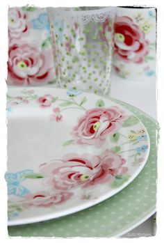 WELCOME TO INTERIOR WITH COLORS   beautiful GreenGate combinations