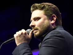 Chris Young performs during the SESAC Nashville Music