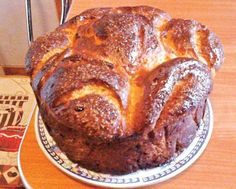 Greek Desserts, About Easter, Food Categories, Frappe, Flan, Nutella, Banana Bread, Muffin, Dessert Recipes