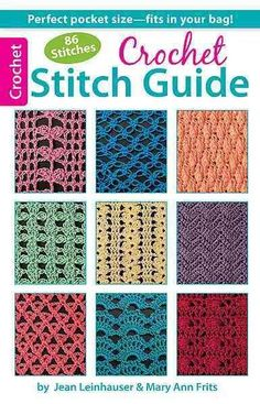 Crochet Stitch Guide