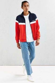 adidas + UO Itasca Track Jacket - Urban Outfitters