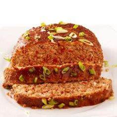 Hoisin-Ginger Meatloaf