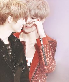 Sehun and Luhan - EXO