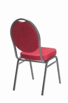 Krzesła bankietowe cateringowe Wenecja kolor czerwony Szczecin - image 2