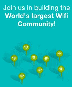 Learn how to access free Wi-Fi hotspots anywhere in the world.