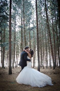 Forest & Woodland Wedding Details | SouthBound Bride