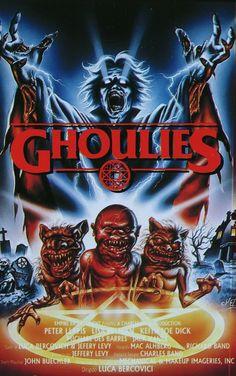 Ghoulies te llevará al verdadero lado oscuro... ¿No lo crees? atrévete a ver éstas películas