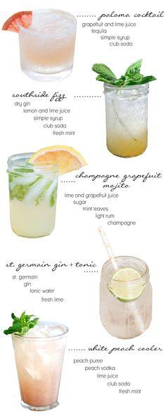 Bebidas interesantes