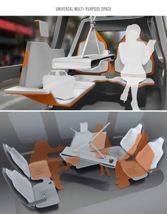 EVA / Everyone's Vehicle Assistant on Behance