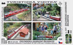 Chlumecká zahradní železnice VERZE 2