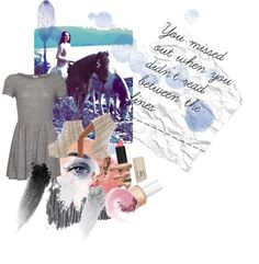 """You missed out when you didn't stop to read between the lines."" by habbeyheartz on Polyvore"