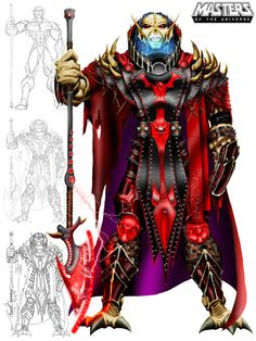Hordak by ~DarkZoneGraphics on deviantART