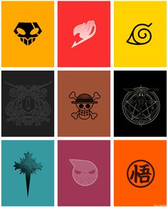 I can name six of them! Soul eater, Fullmetal Alchemsit, Fairy tail, One Piece, Naurato, and D-gray man!