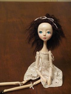 Art doll-Titika The most basic but most lovely of inspiration for BJD dolls