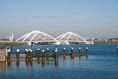 IJburg-bruggen