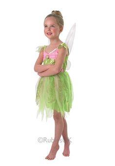 Light Up Tinker Bell Costume