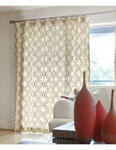 I need curtains that can open and close easily like this