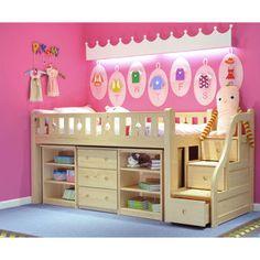 Costco: Amber 4-pc Loft Bed Set
