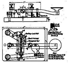 IW5EDI Simone – Ham-Radio | How to build a telegraph key