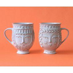 Jonathan Adler King & Queen Mug
