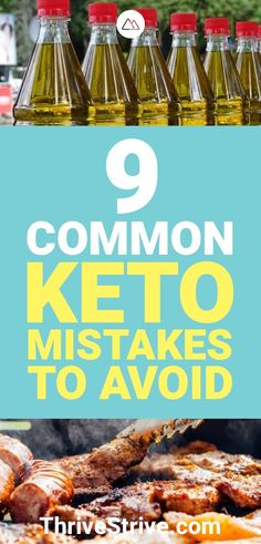 We are never perfect. Everyone makes mistakes, especially starting a new diet like the ketogenic diet. Here are 9 common keto mistakes and how you can avoid them. Ketogenic Diet Results, Keto Results, Ketogenic Diet Plan, Ketogenic Diet For Beginners, Ketogenic Recipes, Diet Recipes, Lunch Recipes, Cheese Recipes, Dessert Recipes