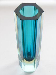 Murano glass vase♥≻★≺♥