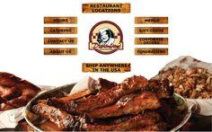 Dreamland BBQ -- website -- 5535 15th Ave., #Tuscaloosa, AL 35405 #Alabama