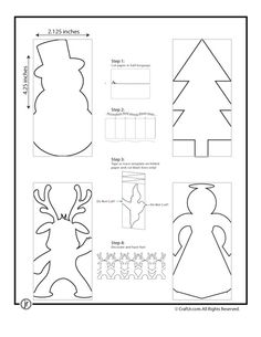 Christmas Paper Chains Christmas Paper Chain Template l– Craft Jr. Christmas Paper Chains, Noel Christmas, Christmas Crafts For Kids, Christmas Activities, Christmas Printables, Christmas Projects, Winter Christmas, All Things Christmas, Holiday Crafts