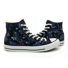 Unisex Blue Purple Black Galaxy Space Converse All Star Shoes Hand Painted Sneakers High Top Canvas Converse http://smile.amazon.com/dp/B00YBLDPZG/ref=cm_sw_r_pi_dp_T5hDvb1BV08MR