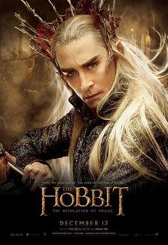哈比人: 荒谷魔龍/哈比人: 荒谷惡龍 (The Hobbit: The Desolation of Smaug) poster