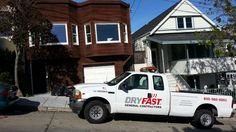 DRYFAST will come to your rescue in no time! Even up the steep San Francisco streets!