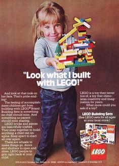 Lego ad.