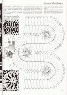 Hair pin lace