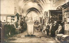İstanbul Osmanlı Kapalı Çarşı Grand Bazaar, Historical Pictures, Once Upon A Time, Istanbul, Nostalgia, Old Things, History, City, World