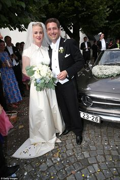 German brides marriage
