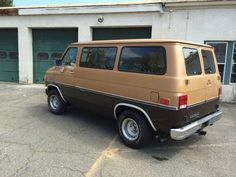 Chevrolet : G20 Van Base