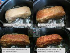 Air-fried Crispy Roast Pork