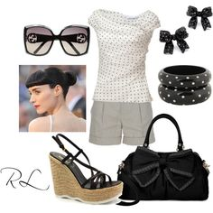 A little french, created by rosa-lauber on Polyvore