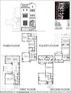Townhome Plan E2063