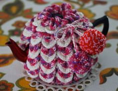 Crochet TEA COSY