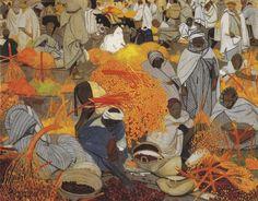 jacques majorelle peintre | mouvance romantique et orientaliste:Jacques…