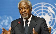 Former United Nations Secretary-General Kofi Annan, a Ghanaian has died. The Kofi Annan Foundation said the former UN boss, who Read more… Kofi Annan, Presidential Polls, Nobel Peace Prize, Nobel Prize, United Nations, Geneva, Ghana, Leadership, World
